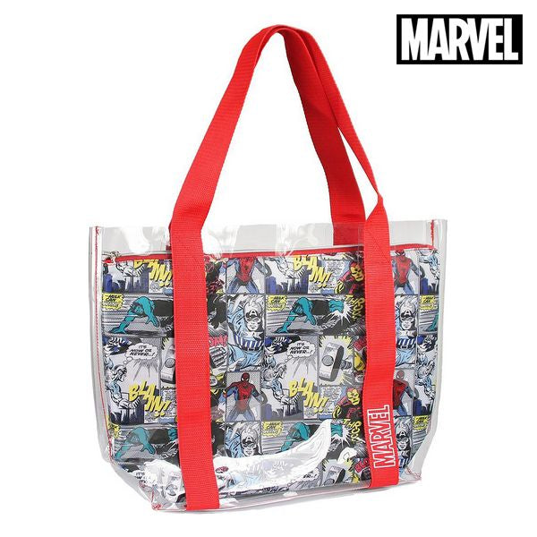 Väska Marvel 72897 Transparent - Decorema