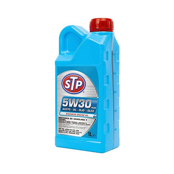 Engine Lubricating Oil Oil STP 5W30 PLUS (1L) - Decorema