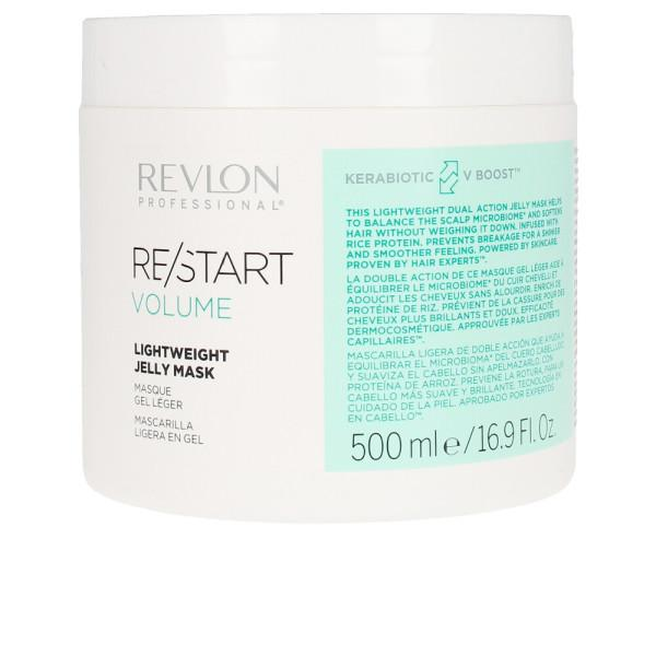 Hårinpackning Revlon Re-Start volume