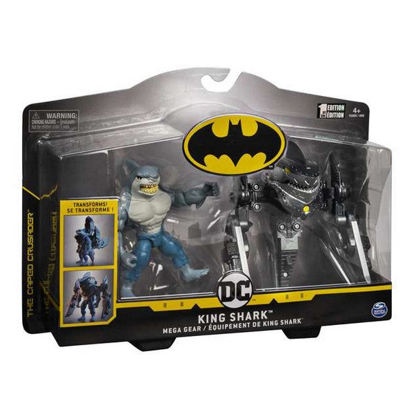 Actionfigurer Batman Bizak (10 cm) - Decorema