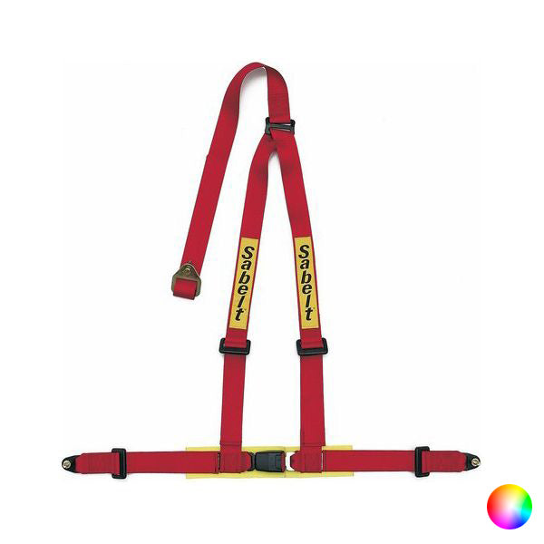 Harness with 3 fastening points Sabelt Clubman - Decorema