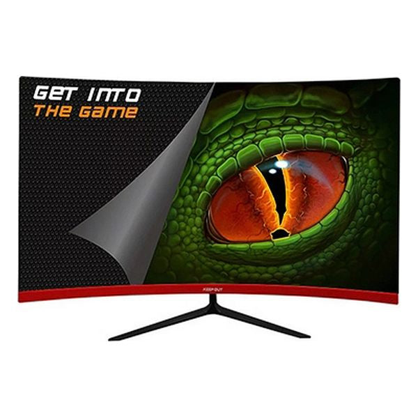 "Monitor Gaming KEEP OUT XGM24C+ 23,6"" Full HD 144 Hz USB Böjd - Decorema"