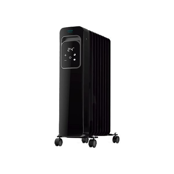 Oljeelement (9 ribbor) Cecotec ReadyWarm 9000 Touch Connected Black 2000 W Wi-Fi - Decorema