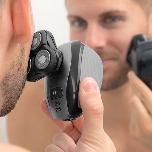Rechargeable and ergonomic shaver 5-in-1 Shavestyler InnovaGoods