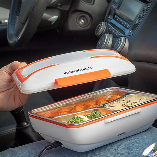Electric lunch box for cars Pro Bentau InnovaGoods