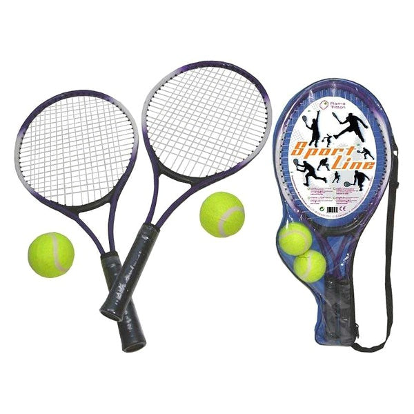 Tennisracket (4 pcs)