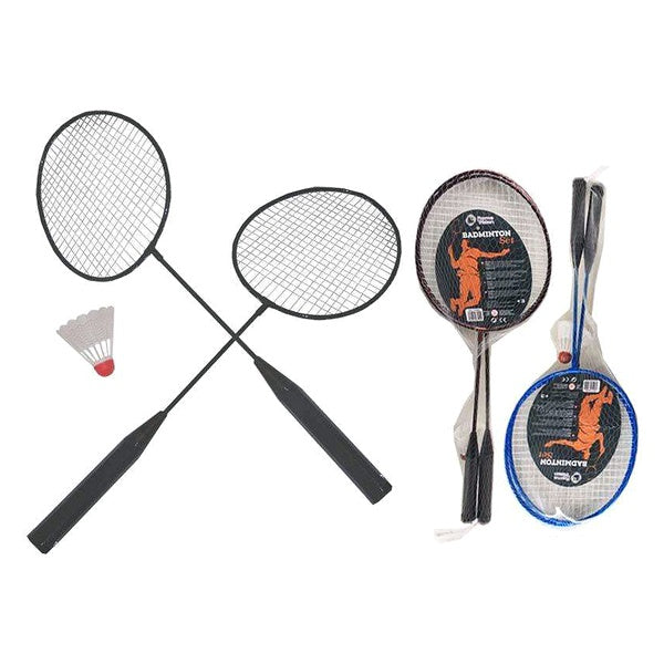 Badmintonset (3 uds) - Decorema