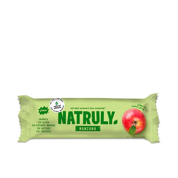 Organic Bar Natruly Äpple (40 gr) - Decorema
