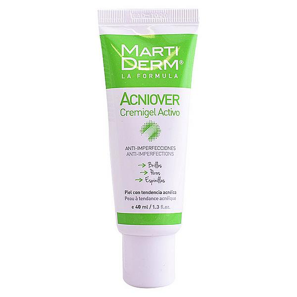 Anti-Imperfektion behandling Acniover Martiderm (40 ml) - Decorema