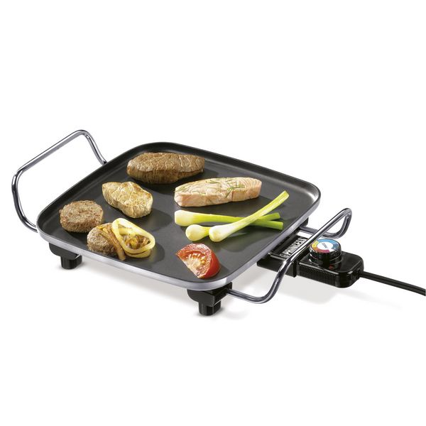 Grillplate Princess as Mini Table Grill 1900W