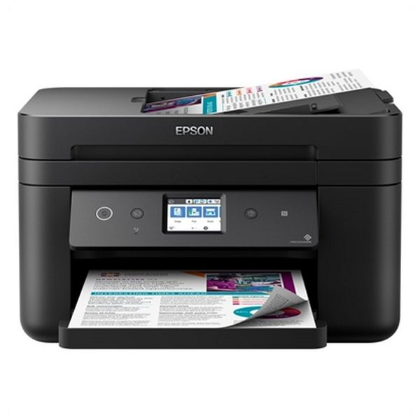 Multifunktionsskrivare Epson WorkForce WF-2860DWF Svart