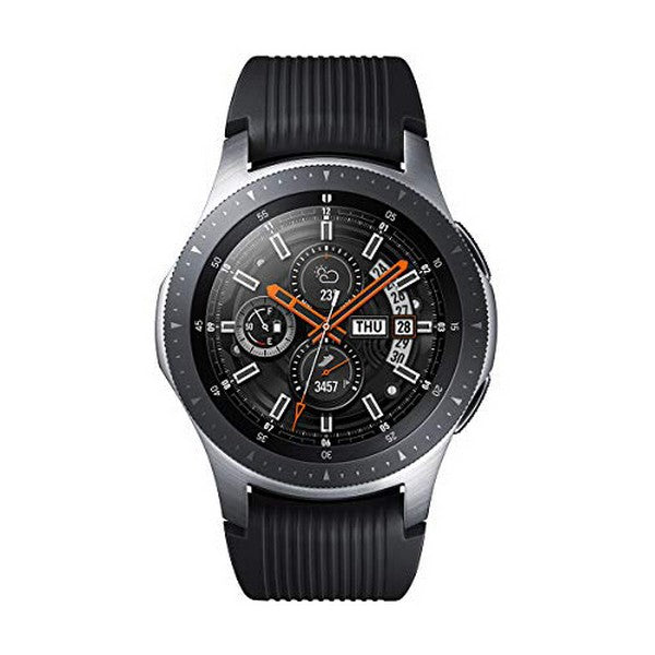 "Smartklocka Samsung Galaxy Watch 1,3"" AMOLED NFC (46 mm) Silvrig"