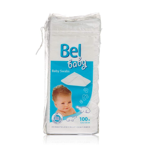 Kompress Baby Bel (100 uds) - Decorema
