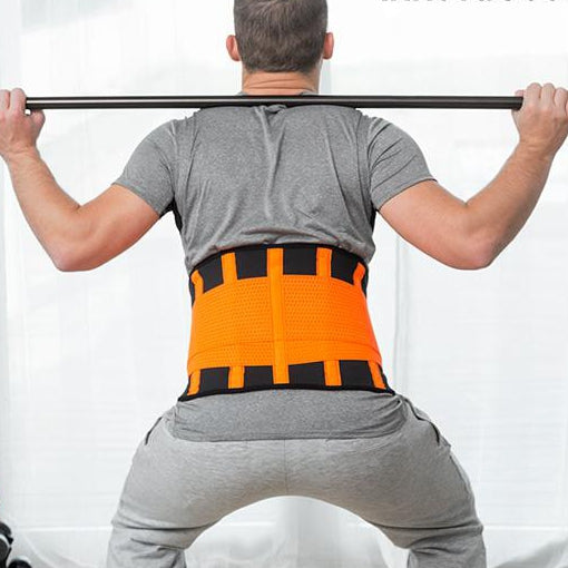 Corrective and reducing sports belt InnovaGoods