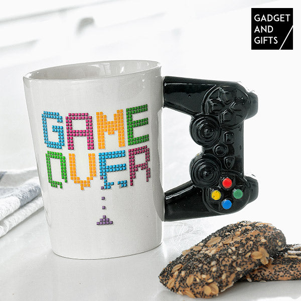 Mugg Game Over Gadget and Gifts - Decorema