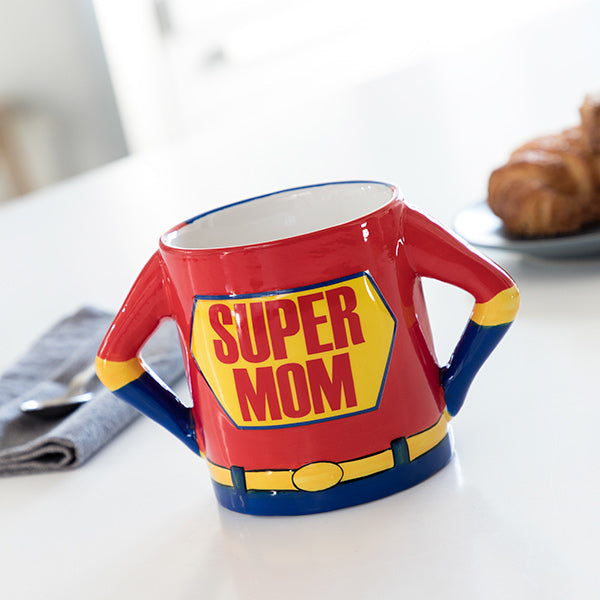 Super Mom Mugg - Decorema