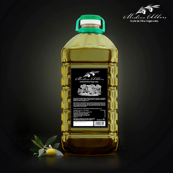 Medina Albors Extra Virgin Olive Oil 5 L - Decorema