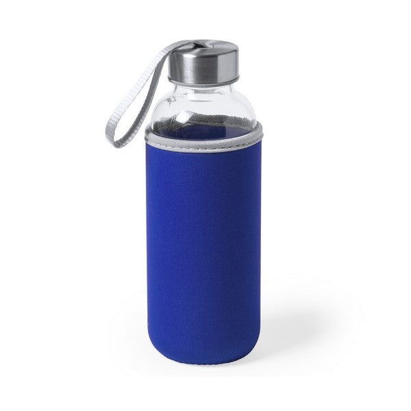 Glass bottle with neoprene cover (420 ml) 145513
