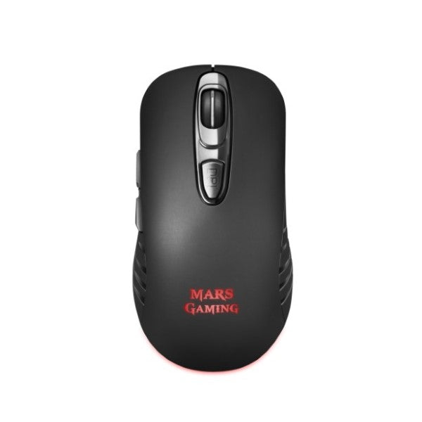 Spelmus med LED Mars Gaming MMW2 3200 dpi - Decorema