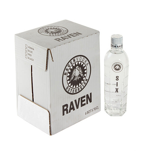 Pure Raven Vodka - Decorema
