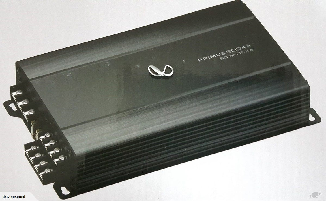 INFINITY PRIMUS 9004A 4CH AMPLIFIER