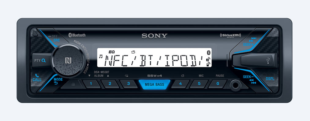 SONY Head Unit DSX-M55BT