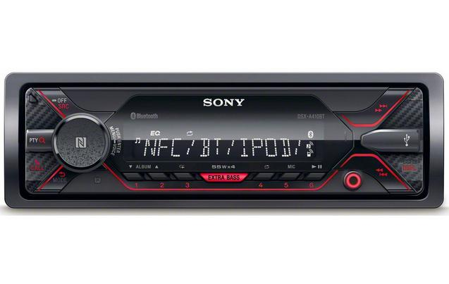Sony Head Unit DSX-A410BT