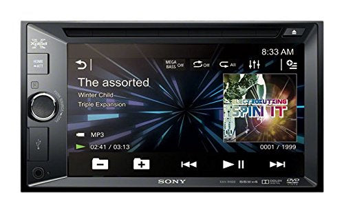 Sony Head Unit XAV-W600