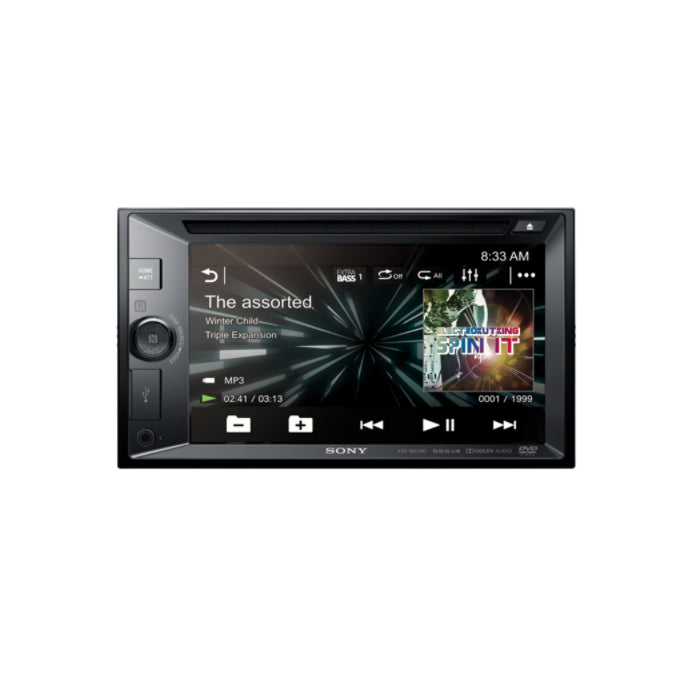 Sony Head Unit XAVW651BT