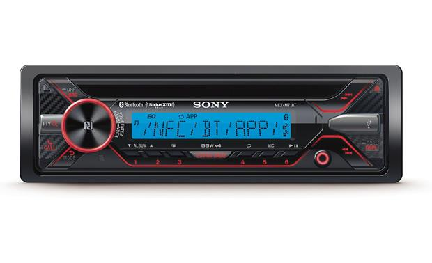 Sony Head Unit MEX-M71BT