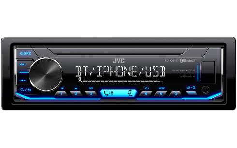 JVC Head Unit KD-X351BT
