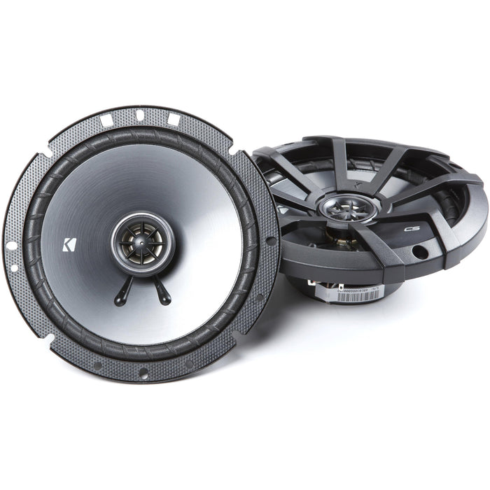 Kicker 43CSC674 Speakers