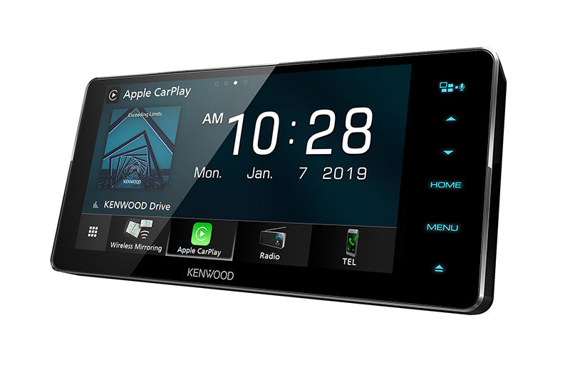 Kenwood DDX919WS AV Receiver with 6.8 inch High Definition Display