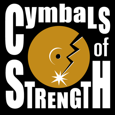 The Cymbals of Strength Logo