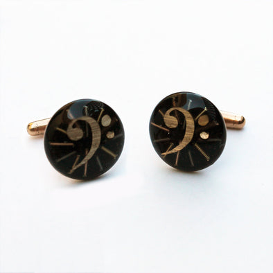 Radiant Bass Cufflinks