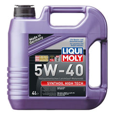 Liqui Moly Synthoil High Tech 5W-40  (4 Liter) - Autohub Pakistan