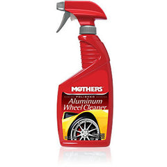 MOTHERS Polished Aluminum Wheel Cleaner (24OZ) - Autohub Pakistan