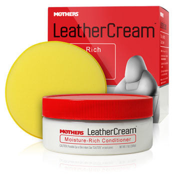 MOTHERS Leather Cream Moisture-Rich Conditoner (7 0Z)