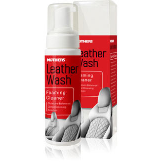 MOTHERS Foaming Cleaner- Leather Wash (8 0Z)