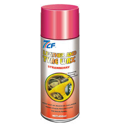 7CF TYRE & LEATHER POLISH