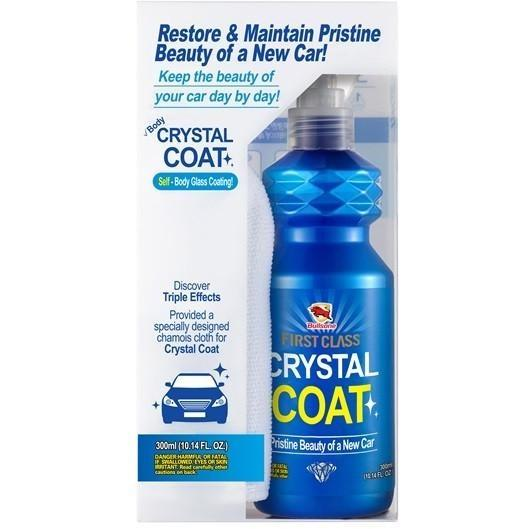 Bullsone First Class Body Crystal Coat + Microfiber Towel