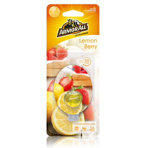 Armorall Diffuser - Lemon Berry