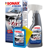 Sonax XTREME Spray & Clay Cleaning Set - Autohub Pakistan