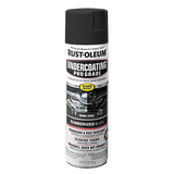 Rustoleum Undercoating - PROFESSIONAL BLACK 15 OZ