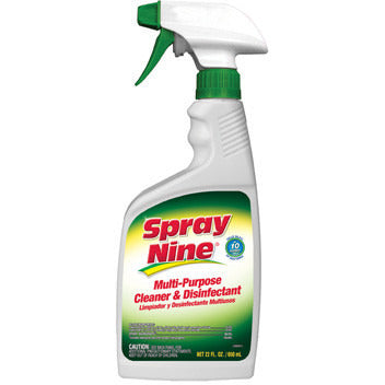 Spray Nine Multipurpose Cleaner/Disinfectant (22 oz.)