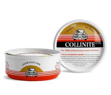 Collinite 476s Super Doublecoat Auto Wax 9oz.