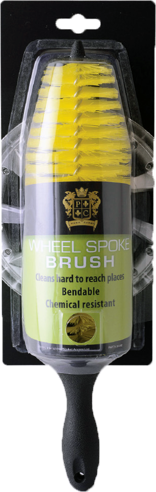 Posh Pile Value Wheel Spoke Brush