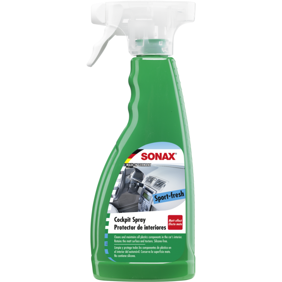SONAX Cockpit Spray Sport Fresh (Matt Effect)