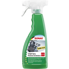 SONAX Cockpit Spray Vanilla fresh (Matt Effect) - Autohub Pakistan