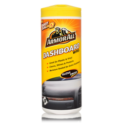 Armorall Dashboard Gloss Wipes 20CT - Autohub Pakistan